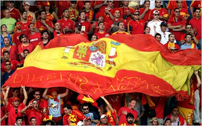 Spain World Cup