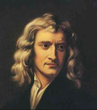 Isaac Newton, cornerstone of the scientific revolution, based his research on the scientific authority of the Bible.