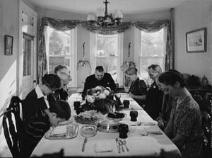 Thanksgiving grace - 1942.jpg