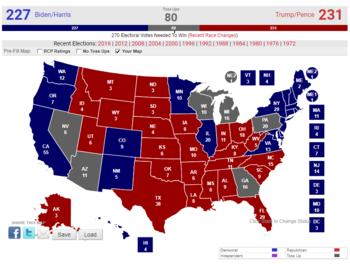 United States Presidential Election 2020 Conservapedia